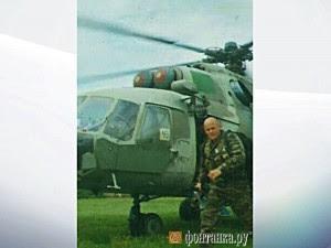 Única foto conhecida do líder de 'milicianos das sombras' Wagner Nikolai Utkin