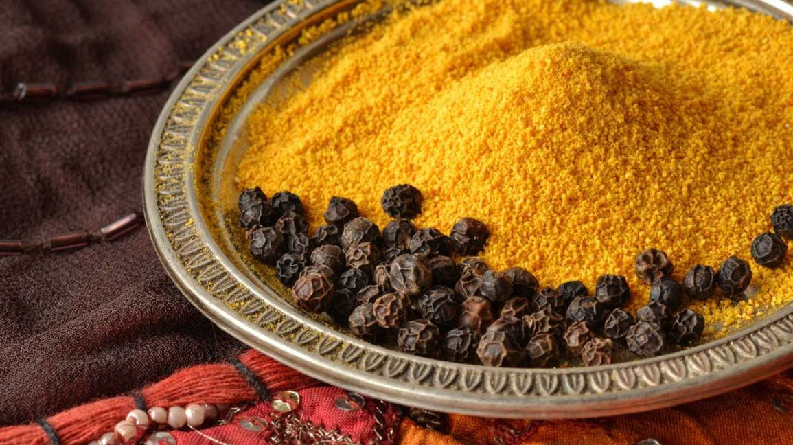 Why turmeric and black pepper are a powerful combination