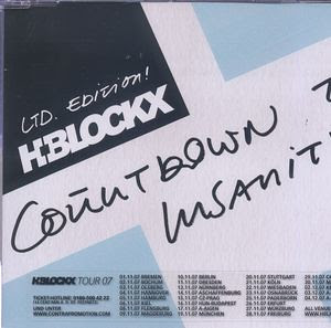 H-Blockx - Countdown to Insanity