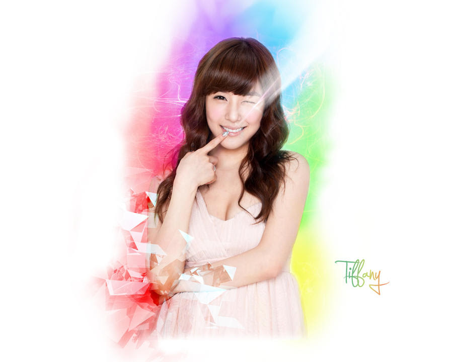 tiffany wallpaper. SNSD#39;s Tiffany Wallpaper by