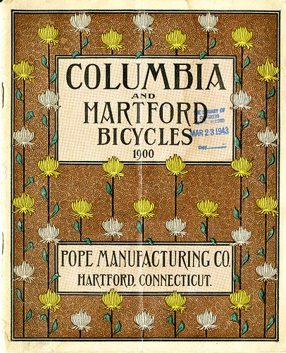 Columbia Catalog 1900 cover