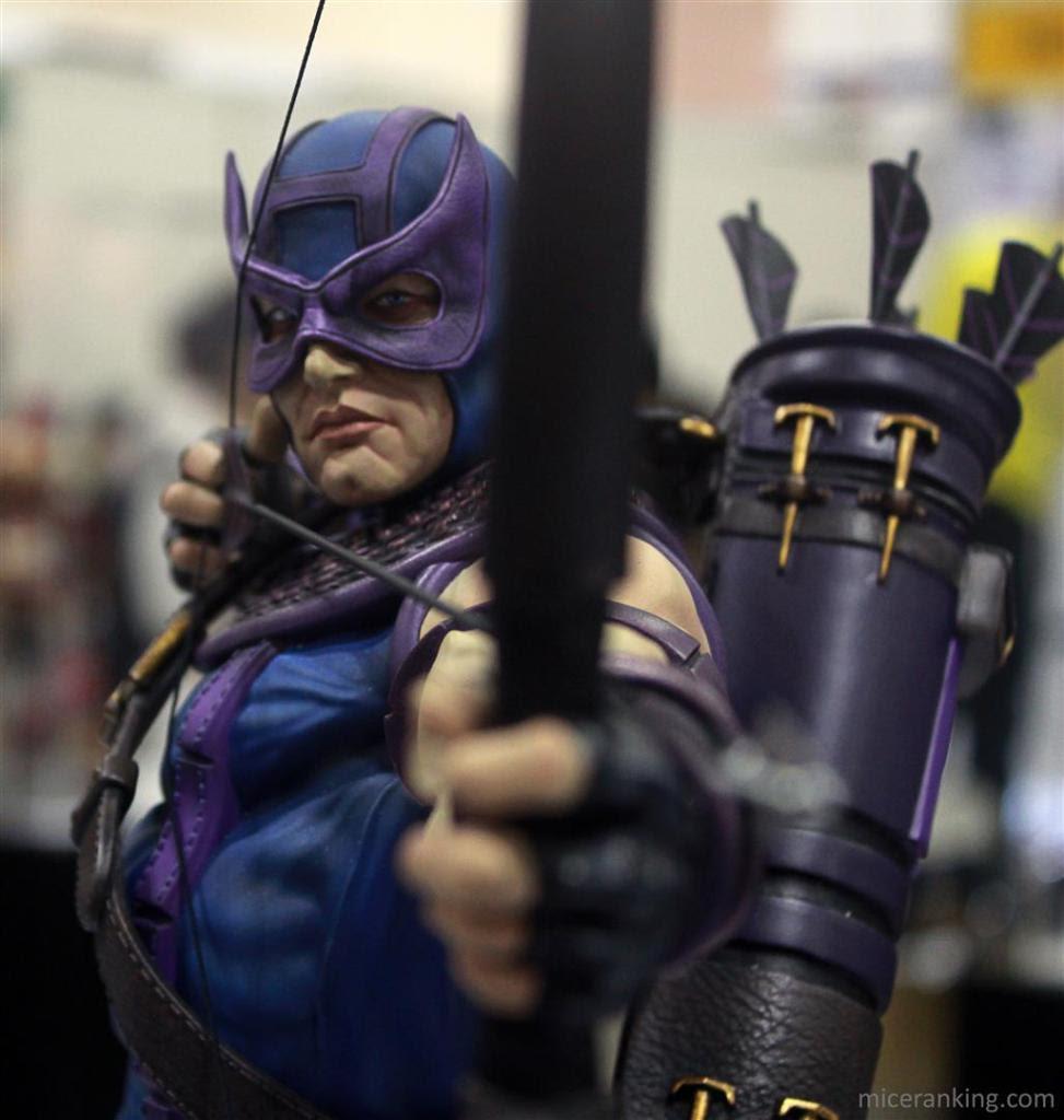 Hawkeye: Be On Target!