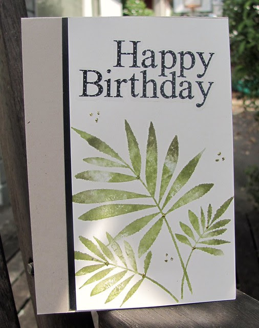 Birthday Ferns