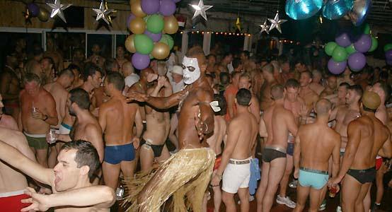 Cherries 8 gay party