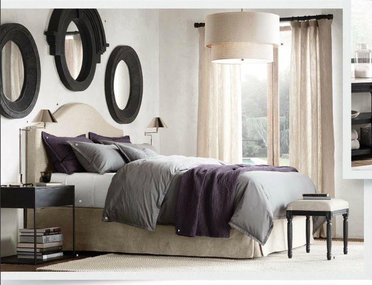 Restoration Hardware Small Bedrooms - Bedroom Designs