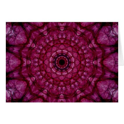 Pink glass ceiling greeting cards