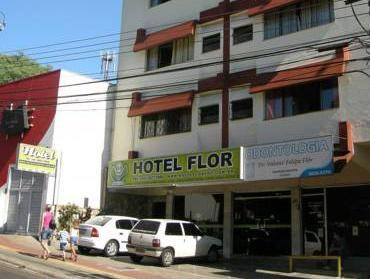 Hotel Flôr Foz do Iguaçu Reviews