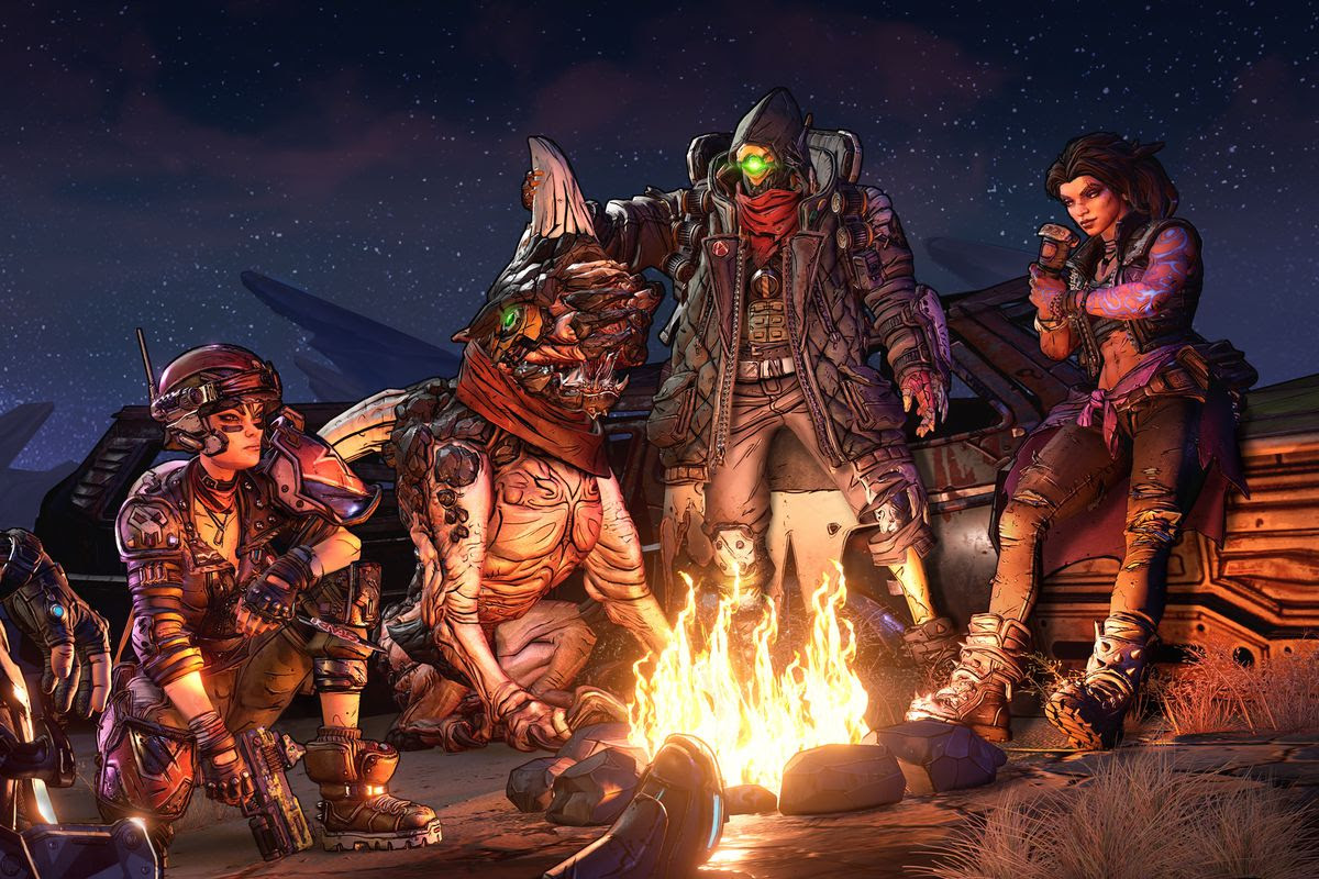 Borderlands 3 And The Endless Search For A Bigger Backpack Nerd