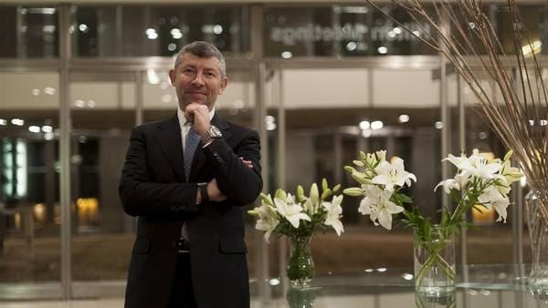 Viceministro de Desarrollo Económico de Italia, Iván Scalfarotto. Foto: Andres D'Elia