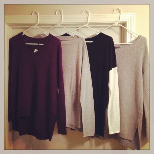 Neiman Marcus Last Call Haul - Vince Sweaters - Line Cashmere Sweater