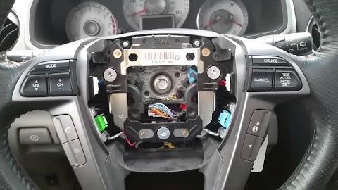2007 Honda Crv Cruise Control Problems