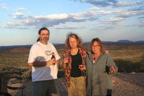 Marty, Jeanette and Claire