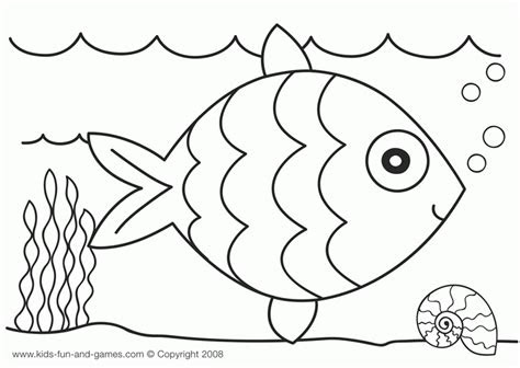 ocean animals coloring pages  preschool