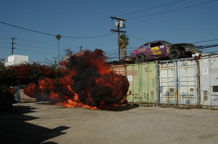 propane popper