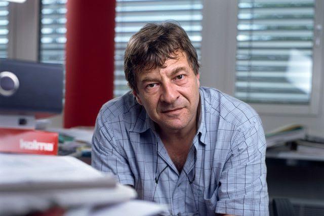Kurt Imhof, der perfekte Allround-Boulevard-Journalist. Der Professor hat zu allem eine Meinung und spitzt sie gekonnt zu.