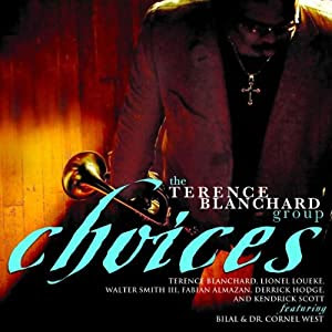 Terrence Blanchard Choices cover