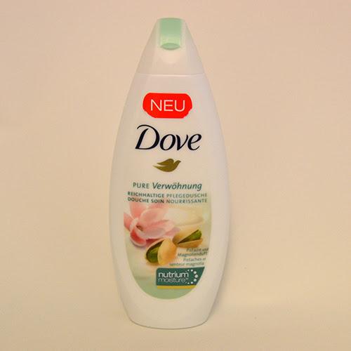 Dove Silk Glow - 250 ml - Douchegel