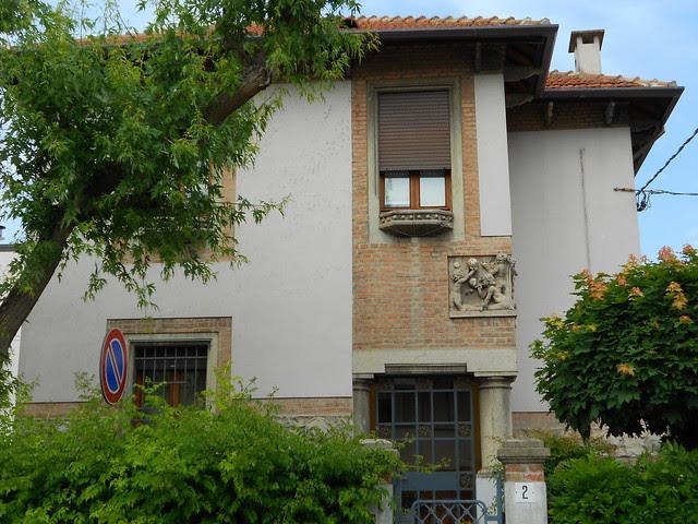 casa di Virgilio Milani