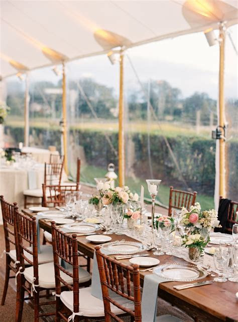Long Table Designs!   Blush Floral Design