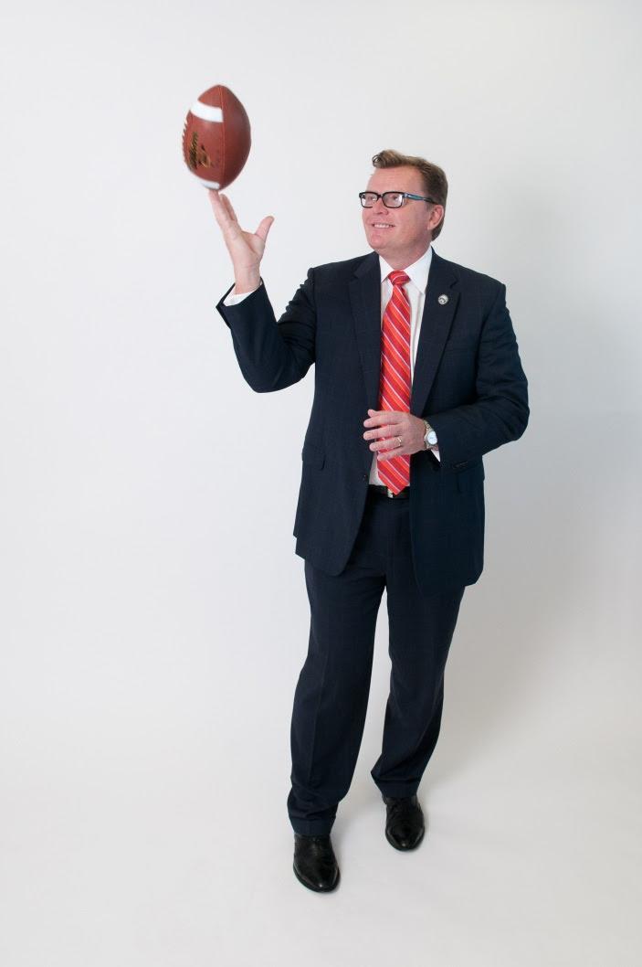 Steve Mensinger football