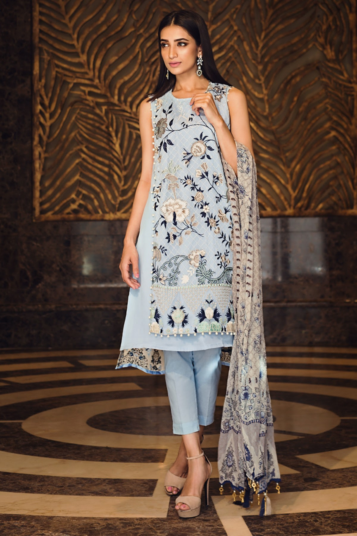 khaadi eid collection 2018  latest lawn  chiffon eid