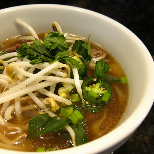 Pho for Lunch