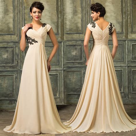 long mother   bride groom dresses formal