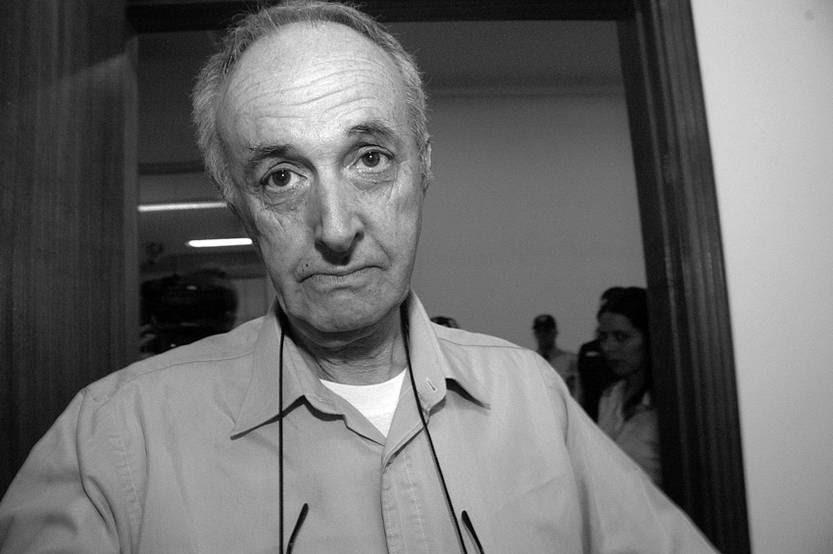 Manuel Cordero en el juzgado de Sant'Ana do Livramento. (archivo, octubre 2008)