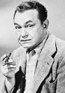 EDWARD G. ROBINSON Actor