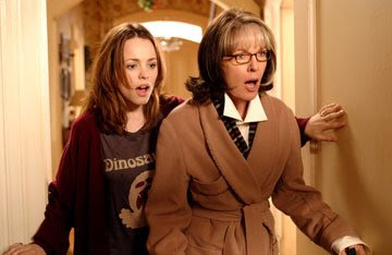 Rachel McAdams and Diane Keaton in 20th Century Fox's The Family Stone