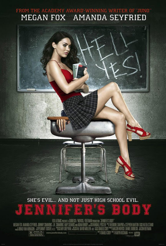 JENNIFER'S BODY poster [click to enlarge]