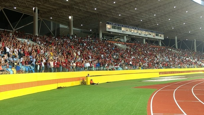 Resultado de imagem para estadio Olimpico GO Atletico-GO