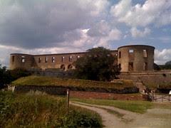 Borgholms Castle Ruins on Öland, Sweden #svpt