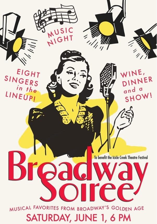 Broadway soiree