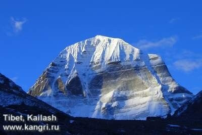 гора Кайлаш (Кайлас)