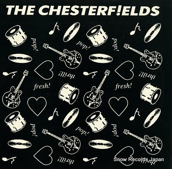 CHESTERFIELDS, THE westward ho!
