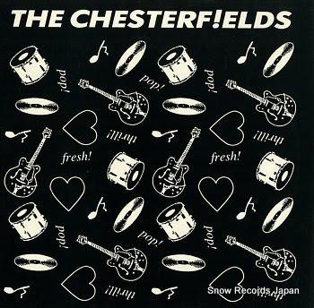 CHESTERFIELDS, THE westward ho!