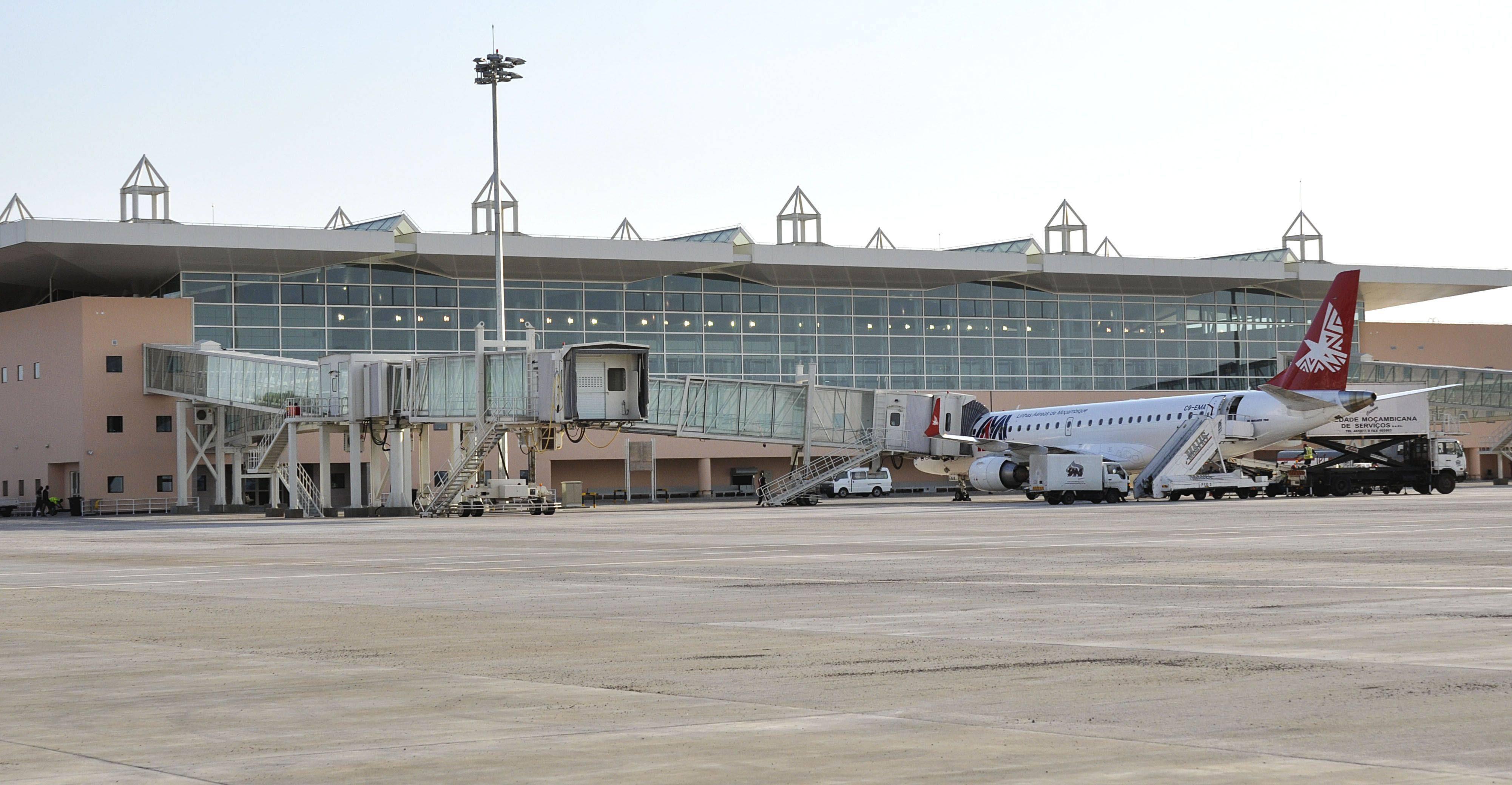 Maputo Airport International Terminal