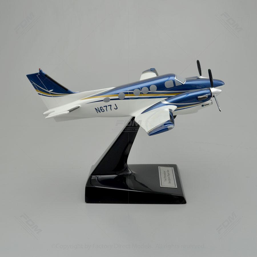 Beechcraft King Air E90 Model Factory Direct Models