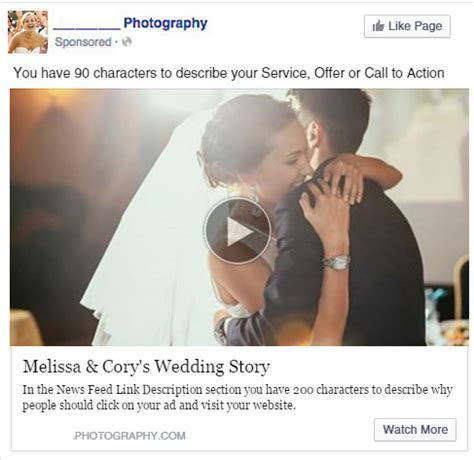 The Biggest Mistake that Photographers Make with Facebook Ads