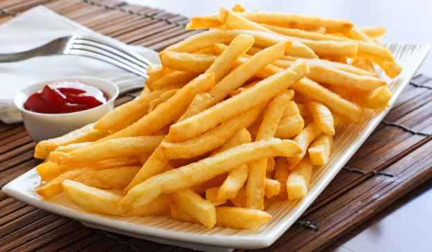 Πατάτες τηγανητές: Και όμως είναι υγιεινές και για τους ενήλικες