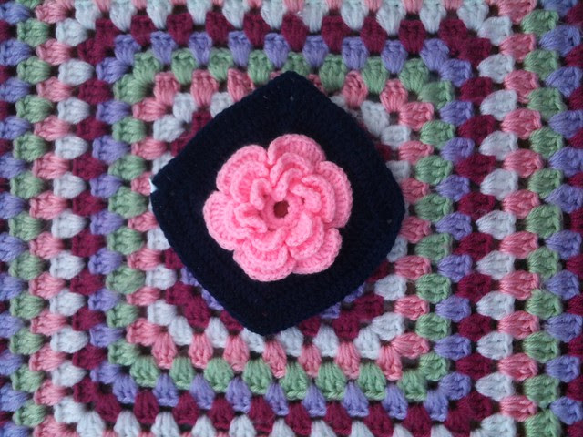 pippa-anne (UK) Your 'Emmerdale Flower Square' has arrived today! Thank you!