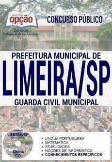 Apostila Guarda Civil de Limeira - GCM
