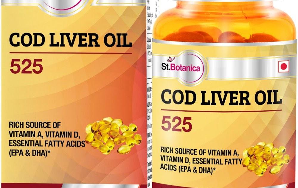 Fish oil rx all about fish for Cod liver oil vs fish oil