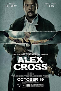 Alex Cross (October 2012)