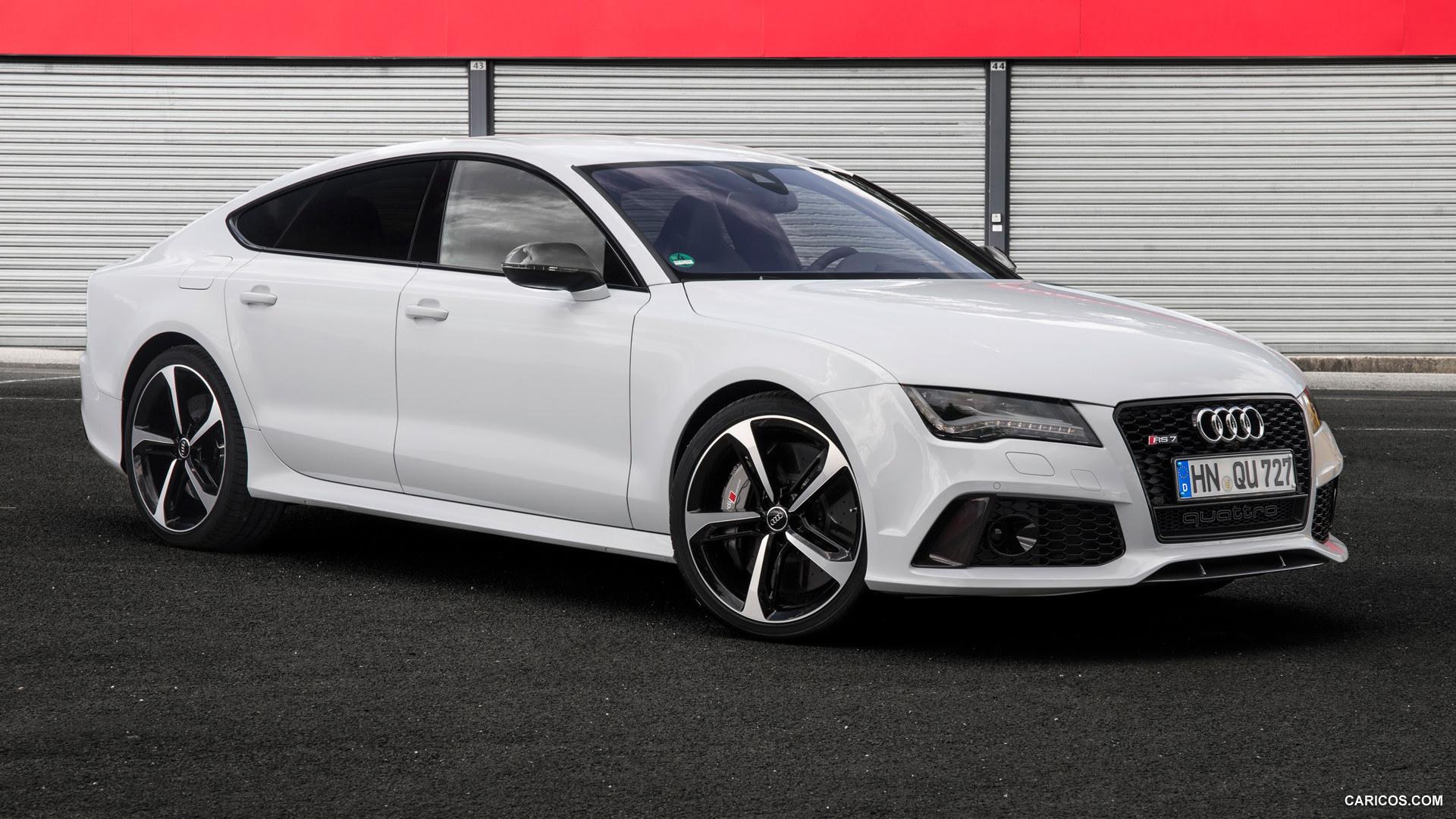 2014 Audi RS7 Sportback | Caricos.com