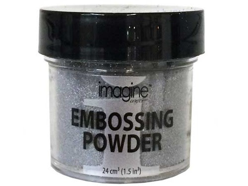 Silver Embossing Powder