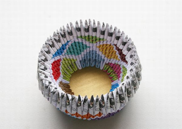 Stunning products made using recycled paper - Promoting Eco ...