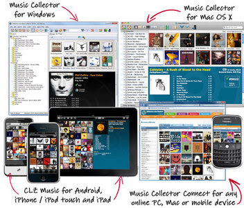Collectorz.com Music Collector Pro 11.0.6