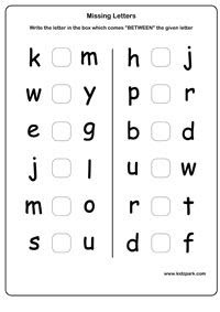 pre-k assessments worksheets | ABC assessment worksheet - Free ESL ...